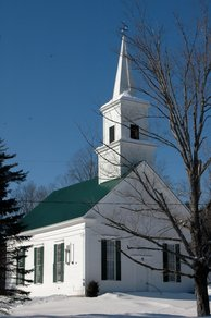 Church, Chatham, NH